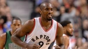 New-look Raptors find footing against Celtics