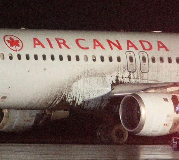 Air Canada flight 623
