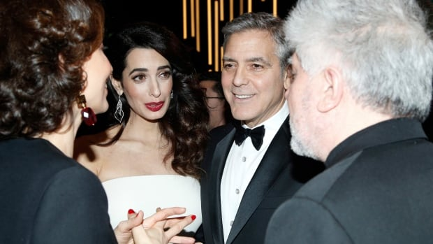 George Clooney and his wife Amal blessed with twins!