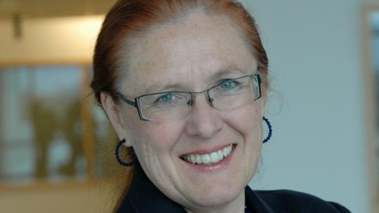 Author Karolina Smardz Frost