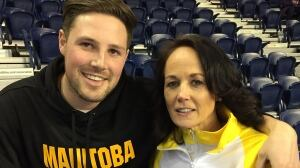 Michelle Englot buoyed by son's support at Scotties