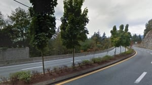 Lions Bay to get 1.4 kilometre concrete median barrier along Sea-to-Sky Highway