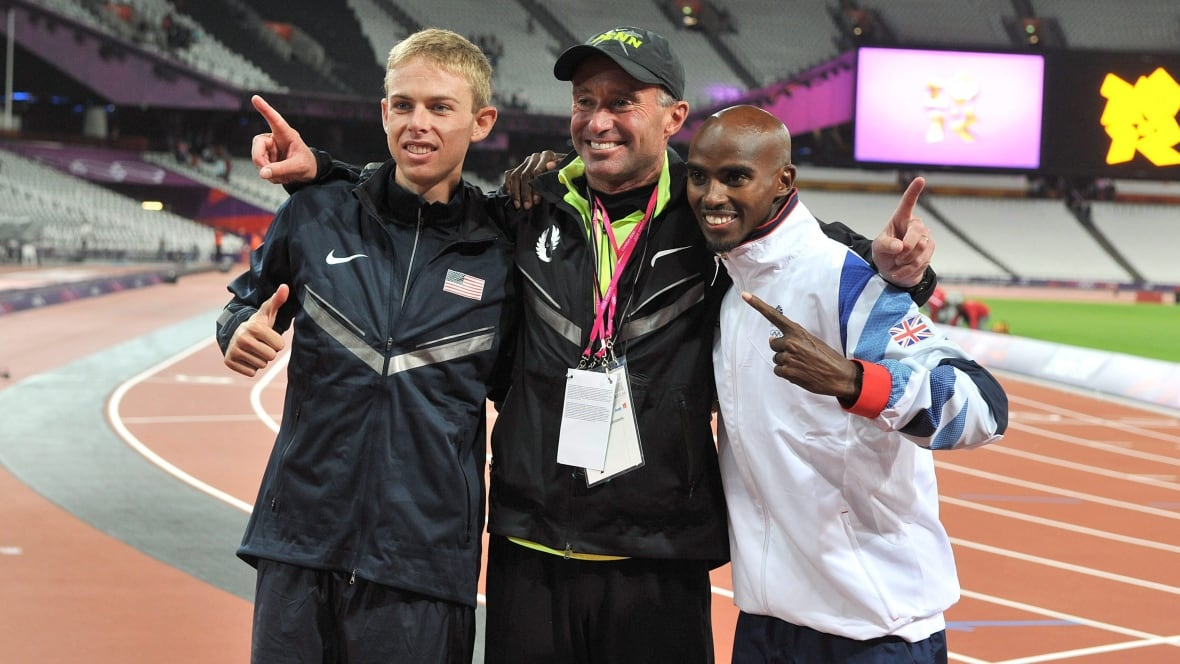 Mo Farah, 4-time Olympic champ, upset by claims linking him with 'drug misuse'