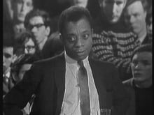 Motion talks about the similarities between James Baldwin's Go Tell It on the Mountain and Jael Ealey Richardson's The Stone Thrower.
