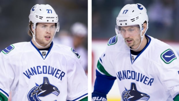 Vancouver Canucks players sidelined due to mumps outbreak