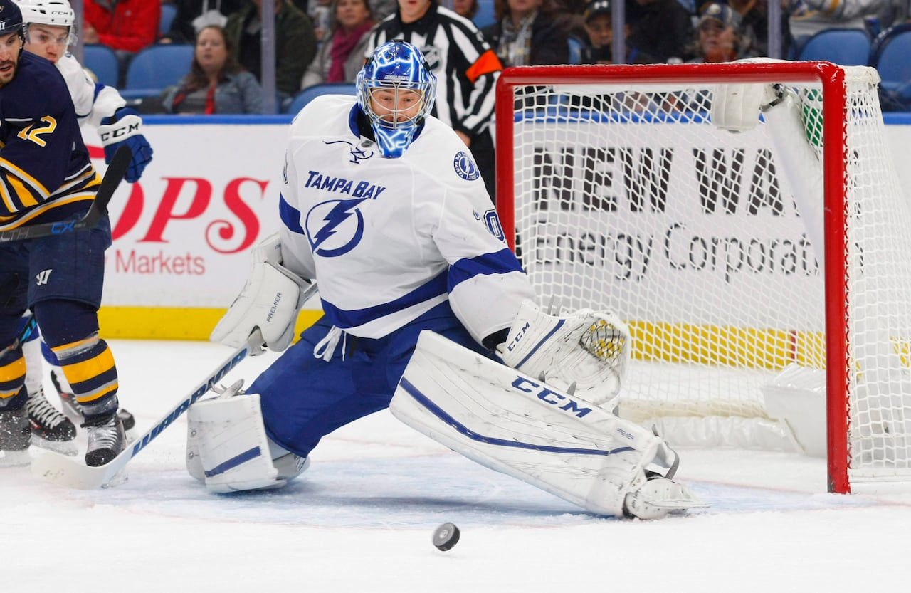 best service 7036a 1108b Lightning trade Ben Bishop to Kings | CBC Sports