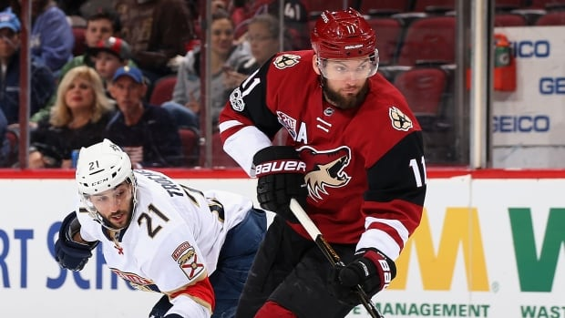 Wild acquire Martin Hanzal from Coyotes