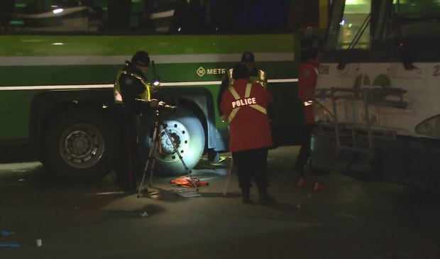 Hamilton woman dies after being hit by a GO Bus
