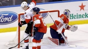 Senators continue Atlantic chase with win over Panthers