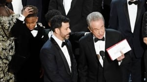 Oscars mixup: And the award goes to....