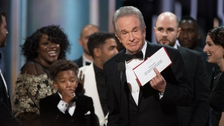 'This is not a joke:' Confusion, Moonlight and other Oscar highlights