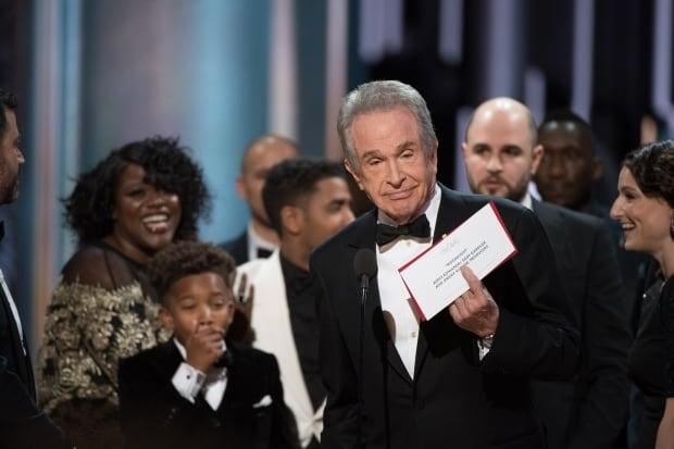 Image result for oscar 2017 confusion