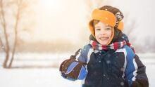 Winter clothing child
