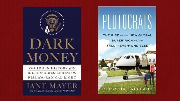 Dark Money and Pltuocrats