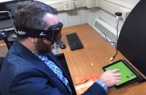 Prism goggles help stroke patients