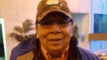 Rick Favel from White Raven Healing Centre