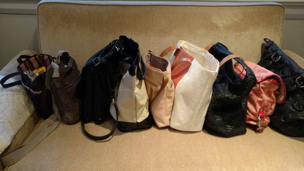 Period Purses: handbags filled with pads, tampons and kindness for homeless women