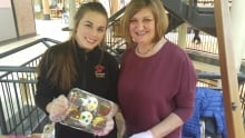 national cupcake day pei 2017 Confederation Court Mall