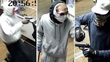 armed robbery suspects