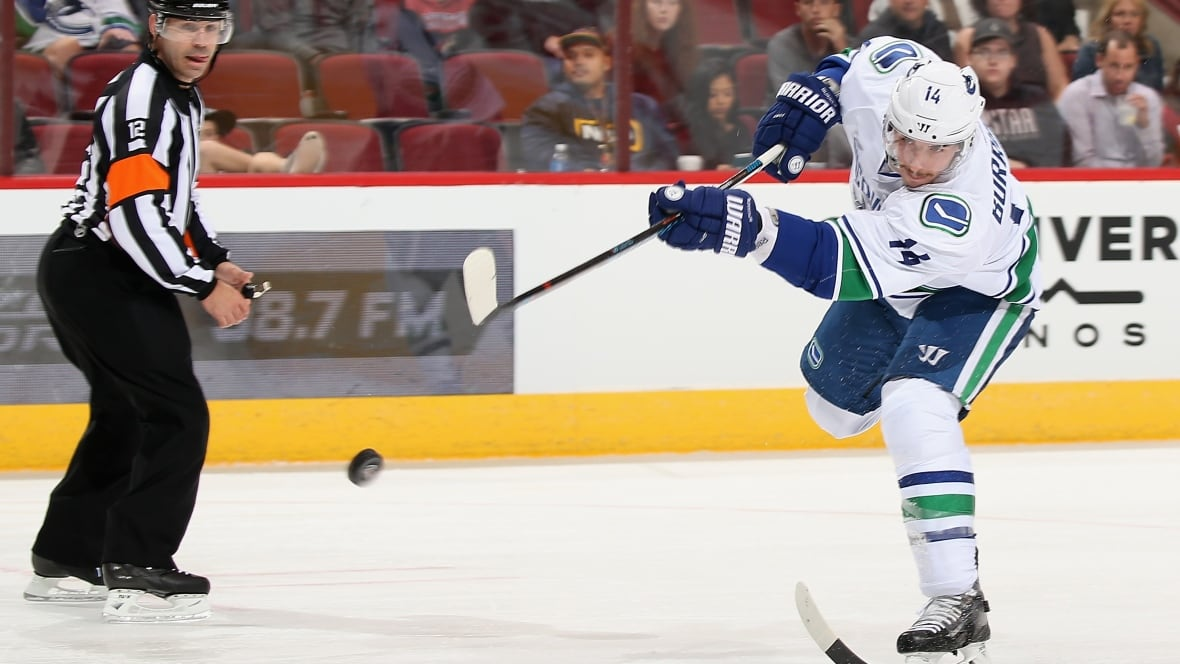 Vancouver Canucks winger Alexandre Burrows has been traded to the Ottawa  Senators. (Christian Petersen/Getty Images)