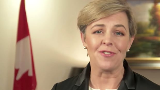 A campaign video from Conservative leadership candidate Kellie Leitch went viral. It encourages viewers to read Satzewich's book.
