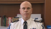 Chief Jean Michel Blais