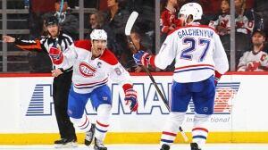 Galchenyuk seals Canadiens' OT comeback in New Jersey