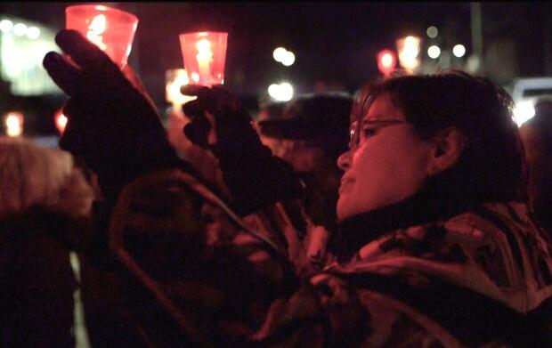 Delaine Copenace Vigil 1