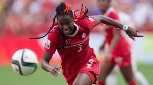 Euro trip? Women's soccer stars feel pull from both sides of the pond