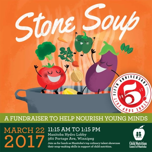 Stone Soup 2017 Poster
