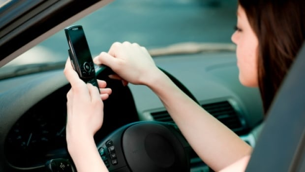 Ontario Provincial Police will be focusing on distracted drivers in March.