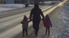 foster children going to school