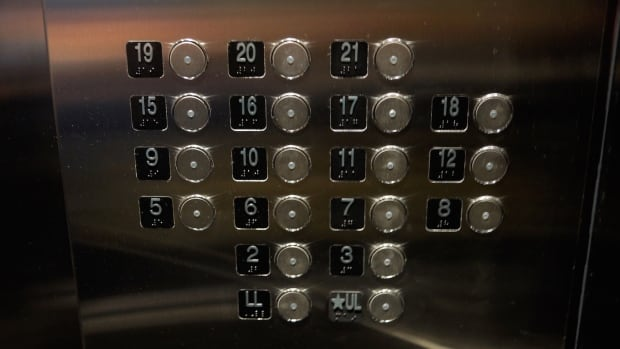 Trump hotel elevator buttons