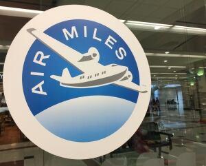 Air Miles rewards program