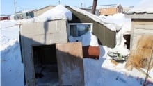Igloolik shack