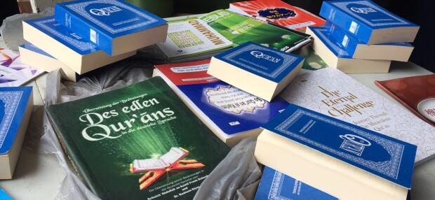 Quazi Islam books incident