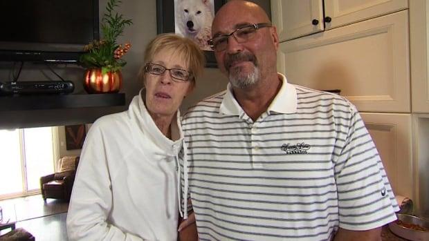 Frank and Wendi Wolf got a $624.60 bill for hospital TV after Wendi's six-week stay at Oakville Trafalgar Hospital.
