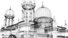 Synagogues in Germany: A Virtual Reconstruction