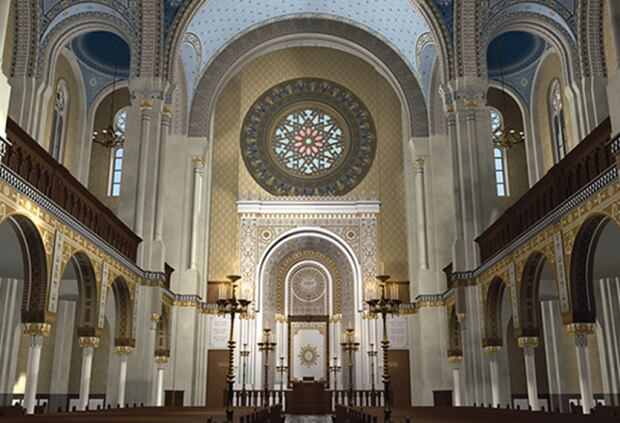 Nuremberg Synagogue