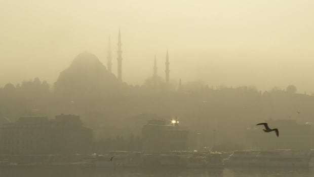 istanbul fog