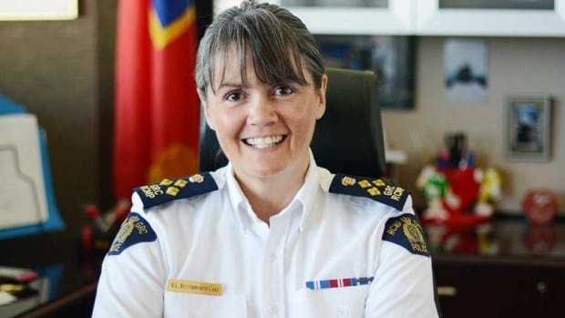 Brenda Butterworth-Carr is the first Indigenous woman to head the RCMP's B.C. division.