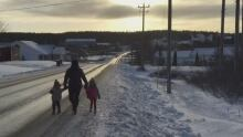 Uprooted - Inuit Children in Labrador