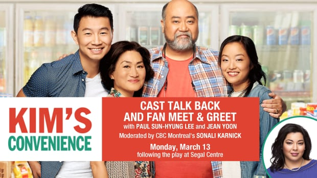 Your chance to meet the cast!