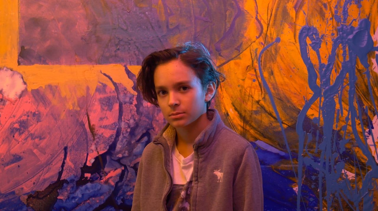 Meet the 13-year-old prodigy already painting his way to greatness