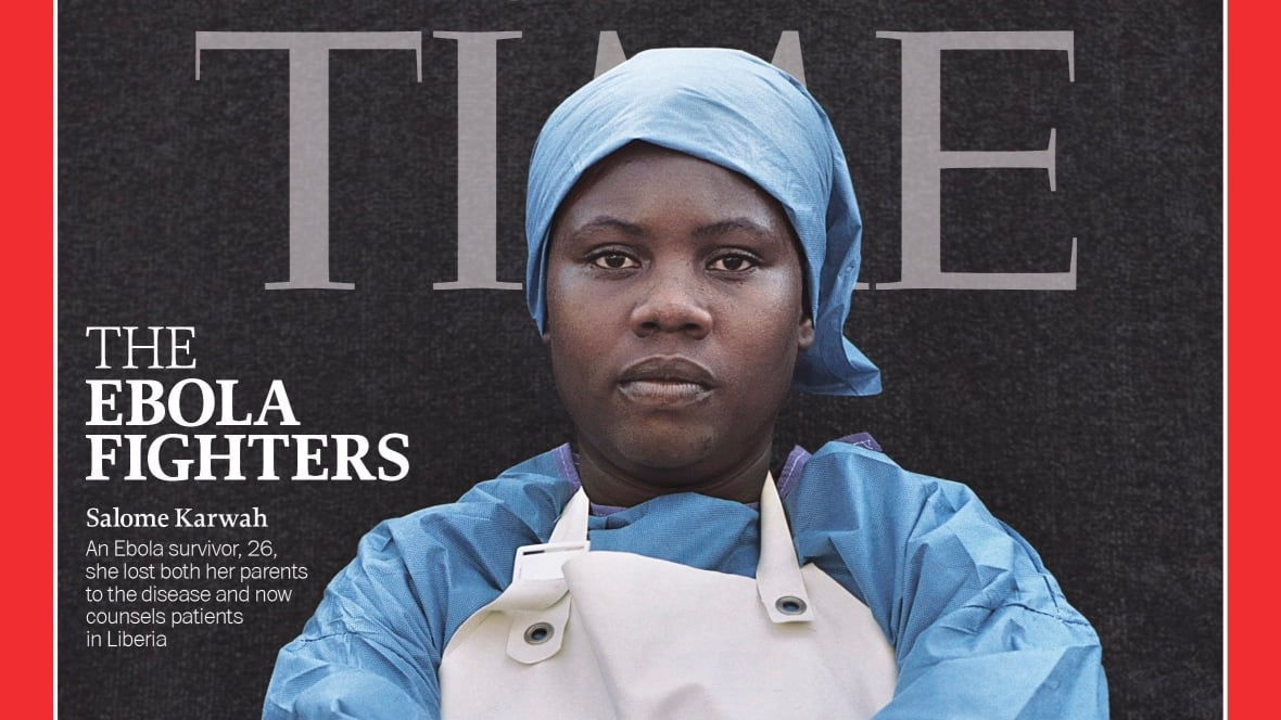 Thumbnail for 'They were afraid to come in contact': Ebola fighter's sister blames stigma for her death