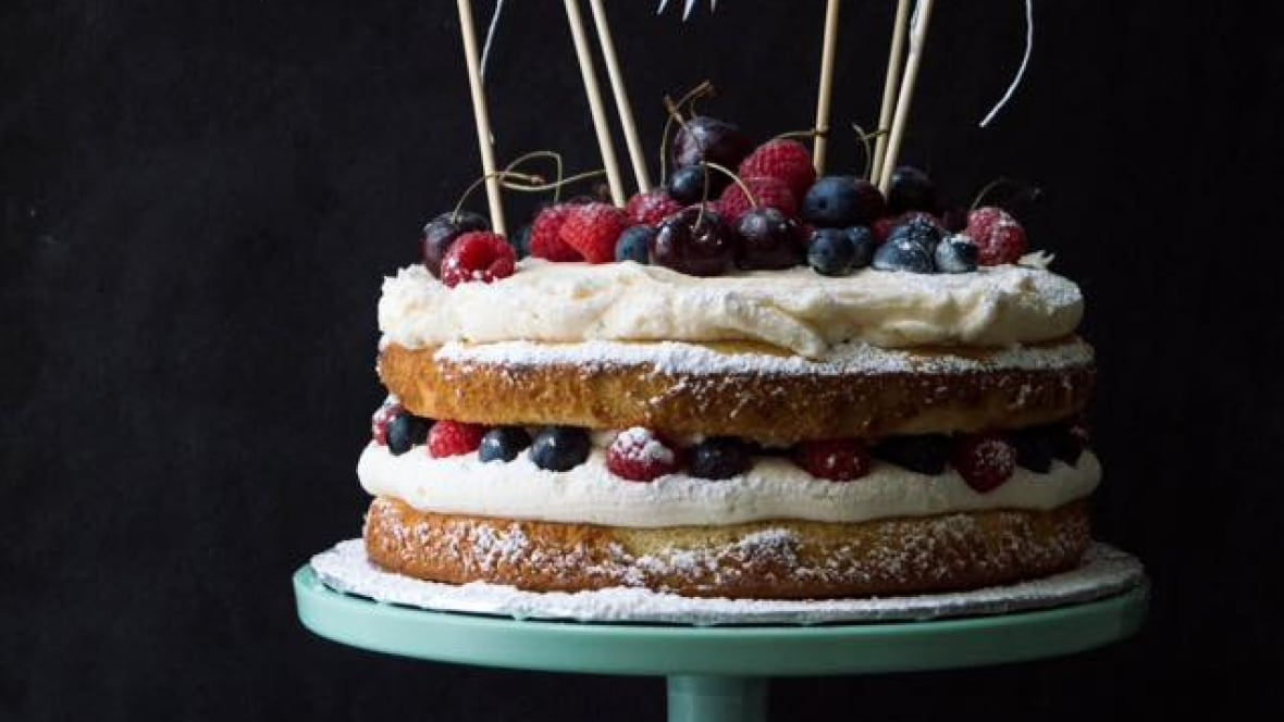 Image Result For Healthy Fruit Birthday Cake