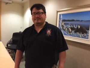 Duane Smith, Inuvialuit Regional Corp.