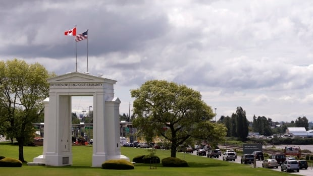 Approximately 80 per cent of refugee claimants to B.C. cross the Canada-U.S. border through Peace Arch Park, in Surrey.