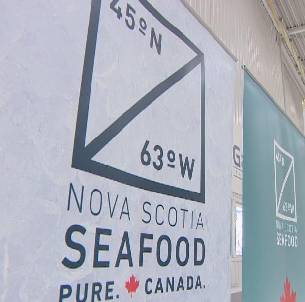 Seafood brand logo
