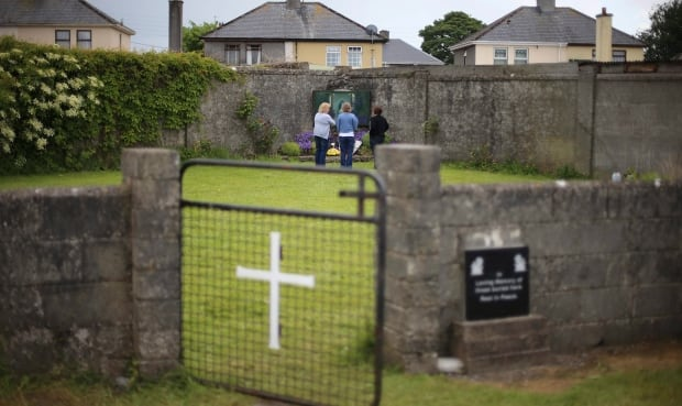Mass grave of babies and children found at Tuam orphanage in Ireland